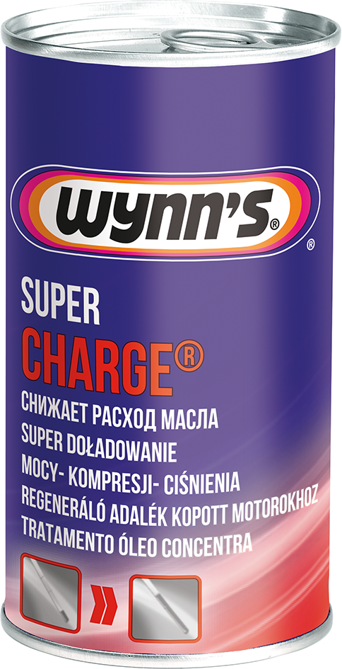 SUPER CHARGE® (АНТИ ДЫМ)